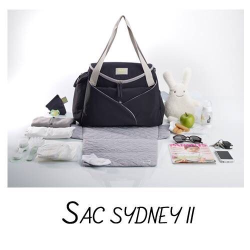 SYDNEY II – Changing Bag悉尼妈妈包